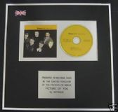 BOYZONE - CD single Award - PICTURE THIS